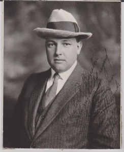 1919-George Seaman