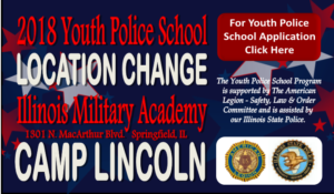 Youth Police School @ Camp Lincoln | Springfield | Illinois | United States