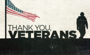 VETERANS DAY - Office Closed